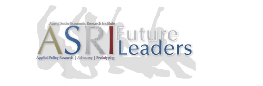 ASRI Future Leaders Applications Now Open!